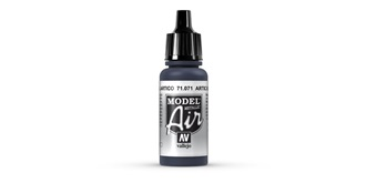 Vallejo MA Artic Blue Metal 17 ml.
