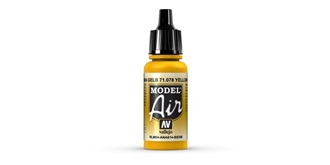 Vallejo MA Gold Yellow 17 ml.