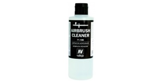 Vallejo CL Airbrush Cleaner 200 ml.