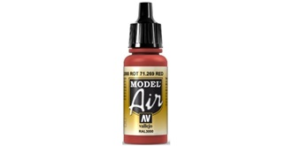 Vallejo MA Red 17ml
