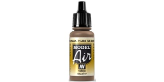 Vallejo MA US Earth Red 17ml