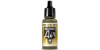 Vallejo MA AMT-4 Camouflage Green 17ml