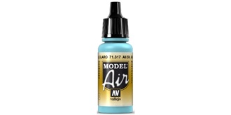 Vallejo MA All SV. Gol Light Blue 17ml