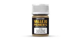 Vallejo PI Natural Umber 30 ml.