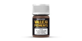Vallejo PI Burnt Umber 30 ml.