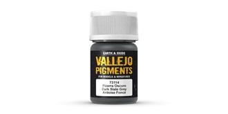 Vallejo PI Dark Slate Grey 30 ml.
