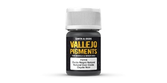 Vallejo PI Natural Iron Oxide 30 ml.