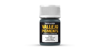 Vallejo PI Dark Steel 30 ml.
