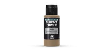 Vallejo SP Primer Ger. Dark Yellow 60 ml.