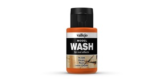 Vallejo MW Rust Wash 35 ml.