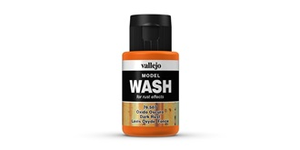 Vallejo MW Dark Rust Wash 35 ml.