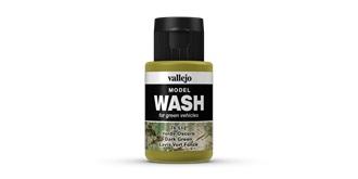 Vallejo MW Dark Green Wash 35 ml.