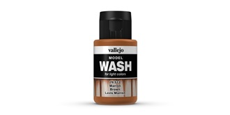 Vallejo MW Brown Wash 35 ml.