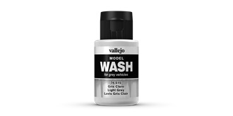 Vallejo MW Light Grey Wash 35 ml.