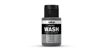 Vallejo MW Grey Wash 35 ml.
