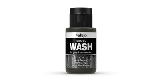 Vallejo MW Dark Grey Wash 35 ml.