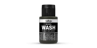 Vallejo MW Dark Grey Wash 35 ml.