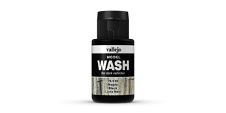 Vallejo MW Black Wash 35 ml.