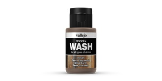 Vallejo MW Oiled Earth 35 ml.