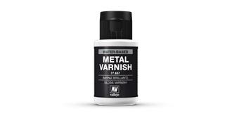 Vallejo MC Gloss Metal Varnish 32ml