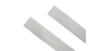 Klettband selbstklebend weiss 500mm