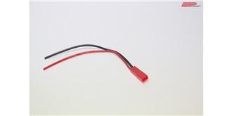 Stecker BEC Buchse 10cm Kabel 0,5m²