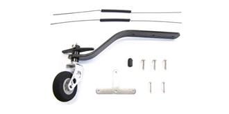 Spornfahrwerk Carbon 118mm