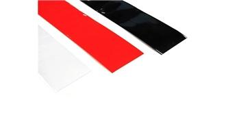Schrumpfschlauch 60,0mm rot 1m