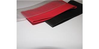 Schrumpfschlauch 100,0mm rot l=1m