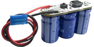 Empfänger Buffer-Pack Speicher-Kondensator 3x25F..