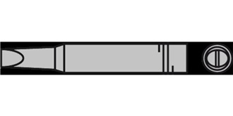 Lötspitze 5mm meisselform long-life
