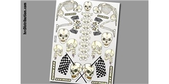 Decor xxxMain Sticker Skelett