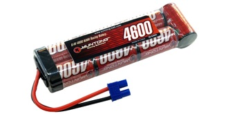 Accu NiMh 8.4V 4600mAh EC3