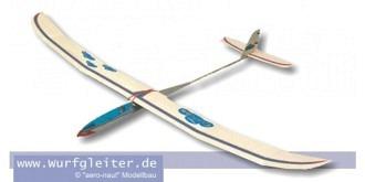 Freiflug Cumulus 1220mm Profilflügel Kit Holz