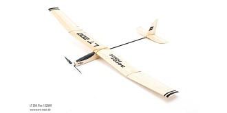 RC Flug Aeronaut LT200 Flex 1920mm Kit Holz