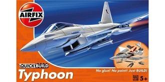 AIRFIX QuickBuild Eurofighter Typhoon