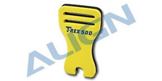 TRex500 Rotorblatt Transporthalter