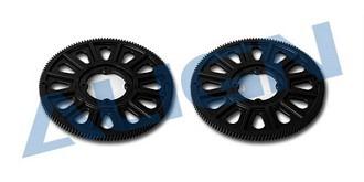 TRex500 Zahnrad schräg verzahnt 134T schwarz