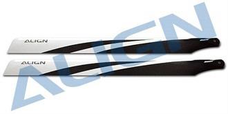 TRex550 Rotorblatt ALIGN Carbon Fiber 550 3G