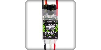ESC Castle Talon 35 (2-6SLiPo, 5A BEC)
