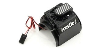 Castle Motorkühler mit Ventliator (15-serie)