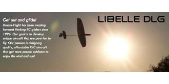 RC Flug Dream-Flight Libelle DLG 1200mm EPO
