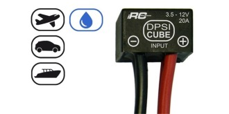 Emcotec DPSI Cube Magnetschalter 20A 3,5-12V