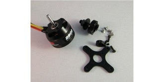 Motor EP 2808-1800kv 3LiPo max -16A 3mm