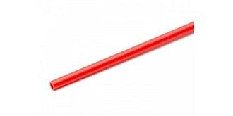AN-1  Bowdenzug Rohr 1m aussenrohr rot