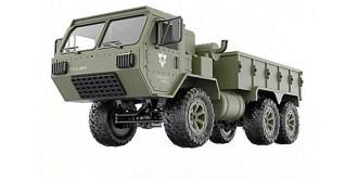 RC U.S. Militär Truck 6WD RTR grün