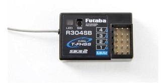 Empfänger Futaba R304SB T-FHSS 4-Kanal