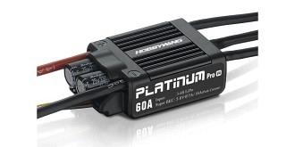 ESC Hobbywing Platinum  60A V4 3-6S BEC 7A