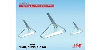 ICM Modell Display Ständer 1:148/1:72/1:144 Kit Plastik