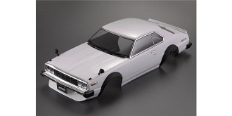 Karosserie Nissan Skyline 2000 Hardtop 77 195mm weiss